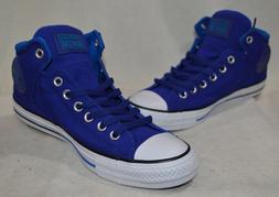 Converse Men's CT AS High Street True Indigo/Soar Shoes-Size