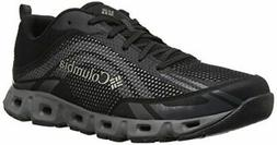 Columbia Men's Drainmaker IV Water Shoe, Black, lux 10 Regul
