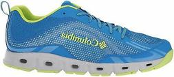 Columbia Men's Drainmaker Iv Water Shoe, Blue, Size 8.5 NiIl