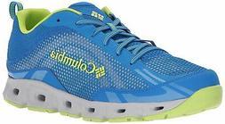 Columbia Men's Drainmaker IV Water Shoe, Hyper Blue, Fission