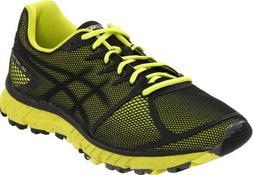 ASICS Men's GEL-Instinct33 Trail Running Shoe,Onyx/Black/Ele