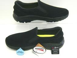 Men's SKECHERS GoWalk Outdoors shoe,Black,Size: 11.5,Water R