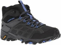 Merrell Men's Moab FST 2 Mid Waterproof Hiking Shoe J77511