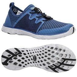 ALEADER Men's Outventure Quick Drying Aqua Water Shoes 12 Na