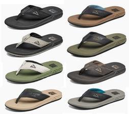 Reef Men's Phantoms Water Beach Flip Flops Sandals Sizes 7 8
