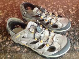 Men's MERRELL Portage Web Hiking Trail Water Shoe Sandal Col