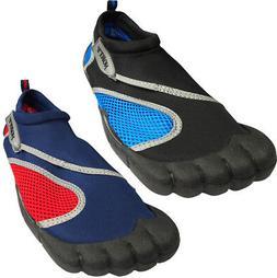 NORTY Men's Quick Drying Aqua Shoes Water Sport Beach Pool B