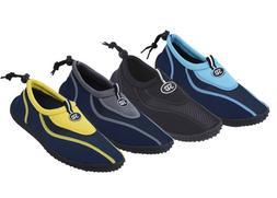 Men's Slip on Water Shoes/Aqua Socks/Pool Beach Surf Yoga Da