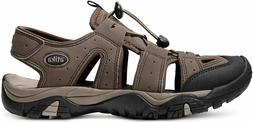 ATIKA Men's Sports Sandals Trail Outdoor Water Shoes Size 11