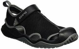 Crocs Men's Swiftwater Mesh Deck Sandal Sport - Choose SZ/Co