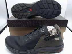 Salomon Men's Techamphibian 4 Athletic Water Shoes Black/Bel