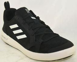 Adidas Men's Terrex Boat Ready Water Shoes Black White Style