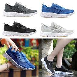 Men's Walking Shoes Quick-Drying Aqua Water Mesh Shoes Fashi