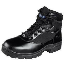 Men's Skechers WASCANA 77160 Black Lace-Up Waterproof Work B