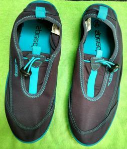 Speedo Men's Water Shoes Blue Medium 10.5 Surfwalker Pro 3.0