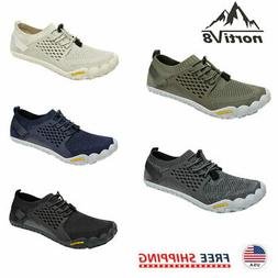 NORTIV 8 Men's Water Shoes Quick Dry Barefoot Swim Diving Su