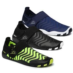 Men's Water Shoes Quick-Dry Barefoot Sports Lightweight Beac