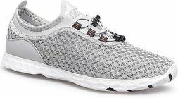 DOUSSPRT Men's Water Shoes Quick Drying Sports Aqua Shoes, G