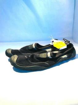 Men's Water Shoes/ Socks  Black Titus Champion Size Large