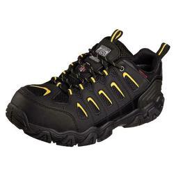 Skechers Men's Work Blais Steel Toe Waterproof shoes Boot Wa