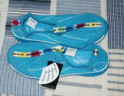Aleader Men's XDRAIN Cruz 1.0 Blue Water Shoes NEW Size 8 US