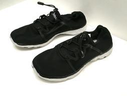 ALEADER Men's XDrain Venture Water Shoes 10 US / 43 EU Black
