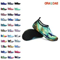 Men Water Shoes Aqua Socks Diving Socks Wetsuit Non-slip Swi
