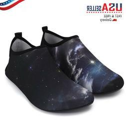 Men Water Shoes Barefoot Aqua Skin Socks Quick-Dry Beach Swi