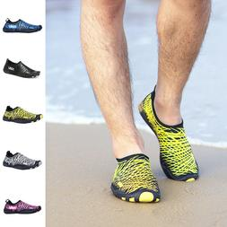 Men Water Shoes Beach Wading Quick-Drying Swimming Snorkelin