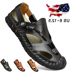 Men Women Leather Water Shoes Aqua Beach Socks Swim Unisex B