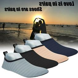 Men Women Skin Shoes Beach Water Socks Yoga Exercise Pool Sw