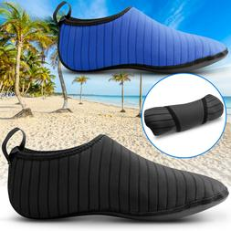Men Women Water Shoes Barefoot Yoga Socks Quick-Dry Beach Sw