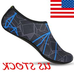 Men Women Water Sport Skin Shoes Aqua Summer Socks Yoga Pool