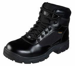Mens Skechers 77526 Wascana Benet Waterproof Tactical Work B