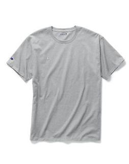 Champion Mens Classic Jersey Tee T-Shirt Athletic Fit Ringsp
