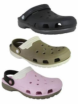 Crocs Mens Duet Slingback Clog Shoes