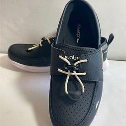 Speedo Mens Lightweight Water Shoes Navy Bungee Cord Low Top