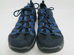Chaco Mens Outcross EVO 2 Water Shoes, Eclipse, Size 9, RETA