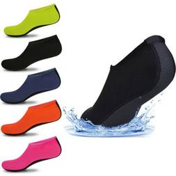Mens Quick Dry Water Aqua Shoes Swim Surf Beach Pool Yoga Ex