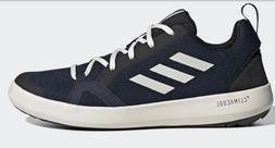Adidas Mens Shoes TERREX SUMMER.RDY BOAT MEN'S NAVY WATER SH