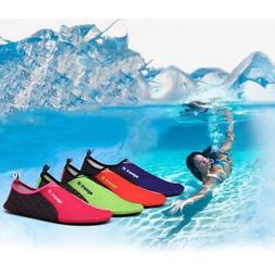 Mens Water Shoes Aqua- Socks Yoga Exercise Pool Beach Dance