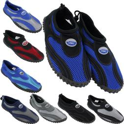 Mens Water Shoes Aqua Socks Yoga Exercise Pool Beach Dance S