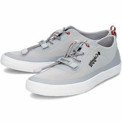 Mens Columbia Water Shoes Gray Dorado PFG CVO Boat Shoes NEW