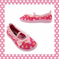 Disney Store Minnie Mouse Clubhouse Swim Water Shoes Toddler