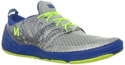 New Balance Men's MO70 Minimus Multi Sport Water Shoe,Blue/G