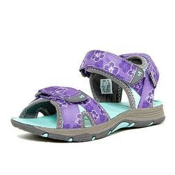 New $50 MERRELL Big Girls/Womens Sport Sandals Water Shoes S