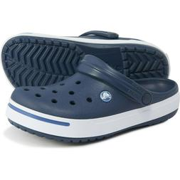 NEW Crocs Crocband II Clogs Sandals Shoes Blue Size  /  US