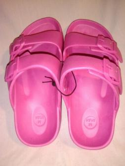 New Bobbie Brooks Girl Water Shoes Assort Size GIrl  PINK Sa