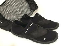 New Rip Curl Kids size 3 Reef Walker Boot Neoprene Water Sho