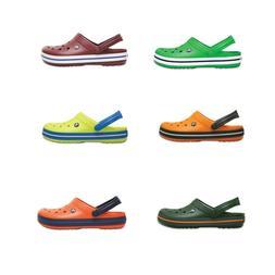 New Men Crocs Crocband Clog Shoes M4/W6 M5/W7 M6/W8 M7/W9 M8